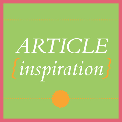 Article Inspiration 3